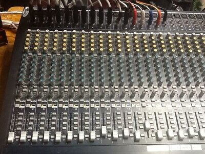 Mix Board - Behringer  32 Channel 8 Bus Mixing Board Mx3282A With Power Supply local pickup
