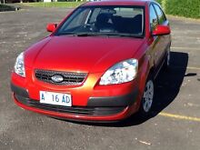 2008 Kia Rio Hatchback Low Head George Town Area Preview