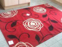 Great quality heat set polypropylene rug 160cm x 230cm