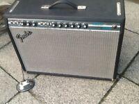 1977 Fender Vibrolux Reverb amp
