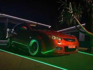 2010 Proton Satria-neo Gti 5 Sp Manual 3d Hatchback