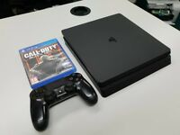 Sony PlayStation 4 slim with Cod black ops 3