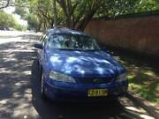 2003 Ford Falcon Wagon Newtown Inner Sydney Preview