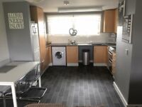 2 bed large flat new build