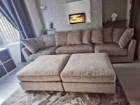 🥳💫Brand New Ushape Corner Sofa Available in All Colour with All Fabric⭐️ ✨✨Easy Home Delivery 🚚