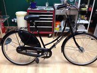 ladies bicycle bronx vintage immaculate vintage bike perfect condition