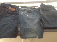 Bundle of men's trouser's