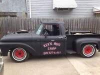 old ford rat rod up for trade no junk
