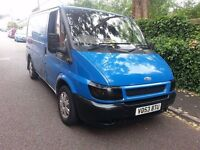 ford transit 85 work horse