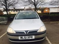 WELL MAINTAINED IN &OUT VAUXHALL CORSA 1 LITRE FOR SALE