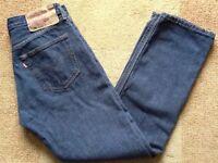 Levis 501 button fly jeans W32 L32