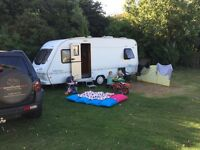 Elddis tornado 2001 4 berth fixed bed Lots Of New Stuff Fitted