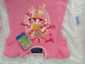 In the night garden t-shirt and hooded top