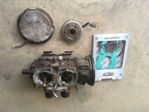 MXZ parts engine