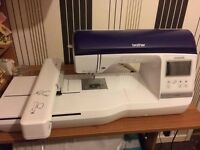 Brother NV800E INNOV'IS Embroidery Machine