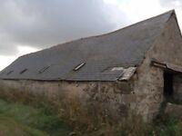 Welsh roofing slates