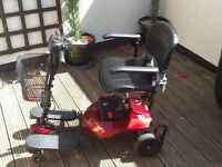 Rascal Microbalance Disability Scooter