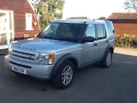 Landrover Discovery TDV6 GS