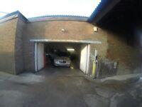 To LET UNIT LOCKUP WORKSHOP / GARAGE £850PCM STORAGE WAREHOUSE West London Heathrow area