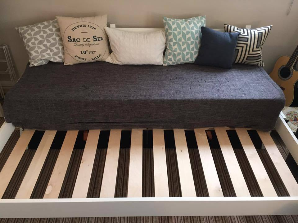 Ikea day bed sofa for sale 100 collection only extends for Ikea day bed double