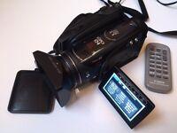 Canon HV30 FullHD digital tape Camcorder aka Legria/Vixia with accessories for sale