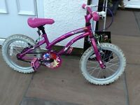 Girls bike , Apollo Pop Star'
