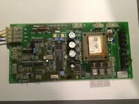 Worcester Bosch 280 RSF Gas combination boiler main circuit board.
