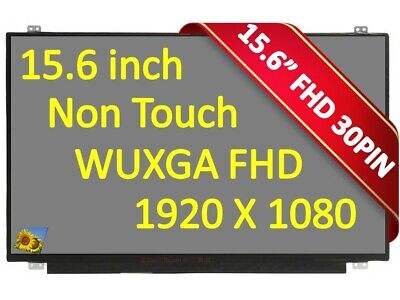 LP156WFC-SPP1 LED LCD Screen 15.6 FHD 1920x1080 Display New LP156WFC(SP)(P1)