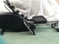 This rowing machine - excellent condition
