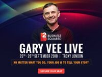 Gary Vee London 25th & 26th September CHEAP ROOM AVAILABLE