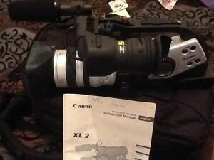 Cannon XL2, with lens and Loepro camera back pak. Cunderdin Cunderdin Area Preview