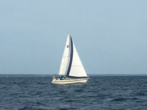 30' O'day Sailboat - Many modern upgrades worth checking out