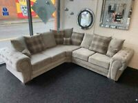 BRAND NEW VERONA CORNER & 3+2 SEATER COUCH AVAILBLE IN STOCK QUICK ORDER NOW...