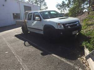 2010 Isuzu D-Max Ute Holden Rodeo Turbo Diesel Manual LONG CHASSI Gaven Gold Coast City Preview