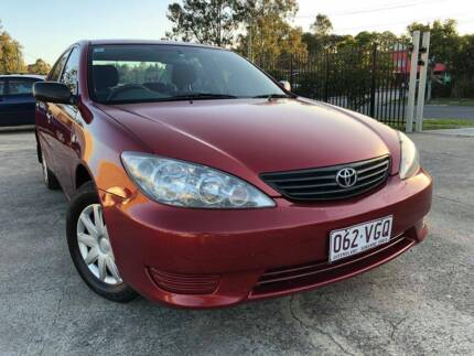 2004 Toyota Camry Auto Slacks Creek Logan Area Preview
