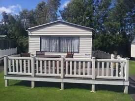 Stunning 3 bedroom caravan to rent. Seton Sands Holiday park (Haven)