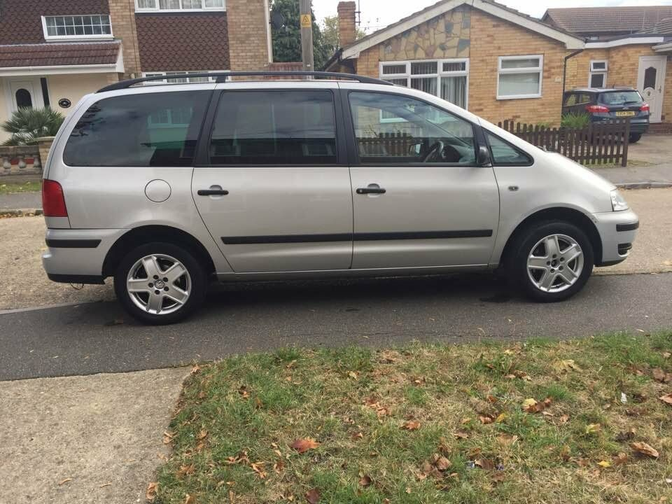 VW SHARAN / FORD GALAXY **** SPARES OR REPAIRS**** CHEAP FIX ....CHEAP CAR