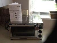 Duali mini oven, chrome