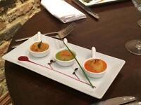 Restaurant Manager Upmarket Indian
