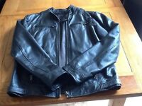 Barneys Originals real leather Jacket.