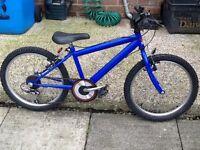 British eagle boys bike age 5/9 £25