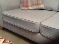 Sofa Foam Cushions x2 Brand New