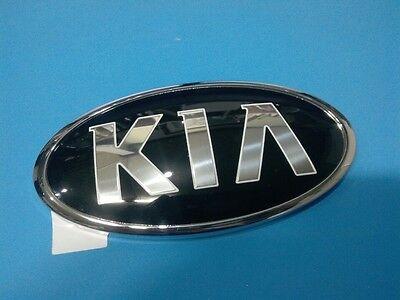 Genuine 86320 1W300 Rear Trunk Emblem For 2012 2013 Kia Rio : All New Pride 5d