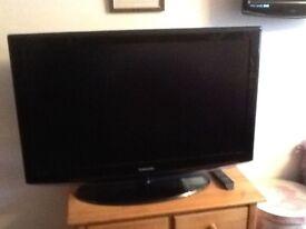 Samsung 40ins LCD TV flat screen