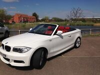 Show room BMW 1series Convertible