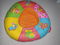 Baby Play Inflatable/Blow Up Seat/Chair/Nest Sitting/Support Ring.