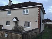 TO LET 2 BEDROOM UPPER COTTAGE FLAT IN SPRINGBOIG, WITH DRIVEWAY & LARGE GARDEN