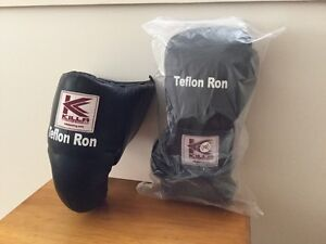 Boxing gloves and groin protector Charlestown Lake Macquarie Area Preview