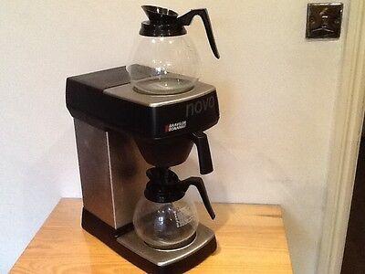 Bravilor novo Bonamat coffee machine & 2 X  Decanters