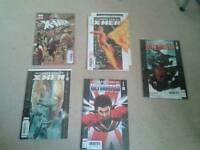 Job lot of comics for sale